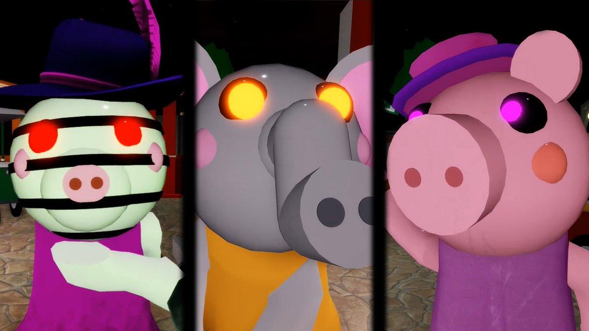 Minitoon Roblox Piggy Twitter Videogamenewsrise On Twitter Minitoon I Really Love The New