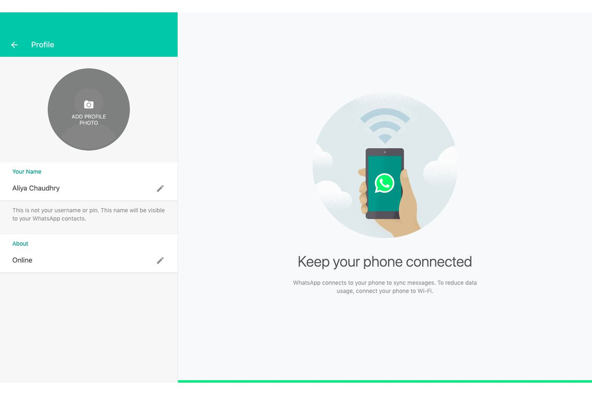 How to set up WhatsApp on your Mac or PC