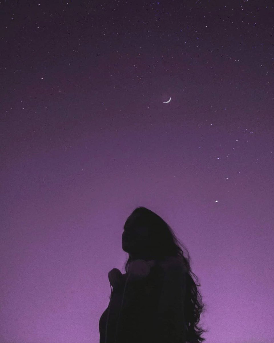 Moonlightmagazine On Twitter Look Up Aesthetic Blur Night Sky Clouds Girl Stars Starrynight Moon Nightsky Sunset Afterglow Purple Pink Blue Moonlightmagazine Https T Co Euflmgsukn