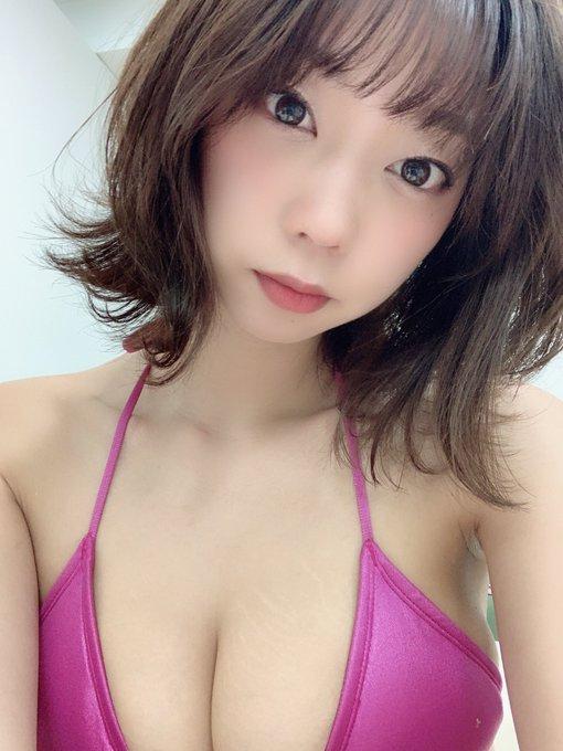 グラビアアイドル青山ひかるのTwitter自撮りエロ画像14