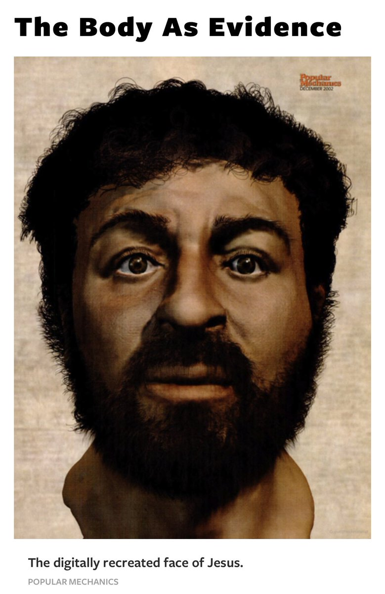 Michael J O Loughlin On Twitter An Article I Read And An Image I Seek Out Every Year Around This Time The Real Face Of Jesus Advances In Forensic Science Reveal The Most