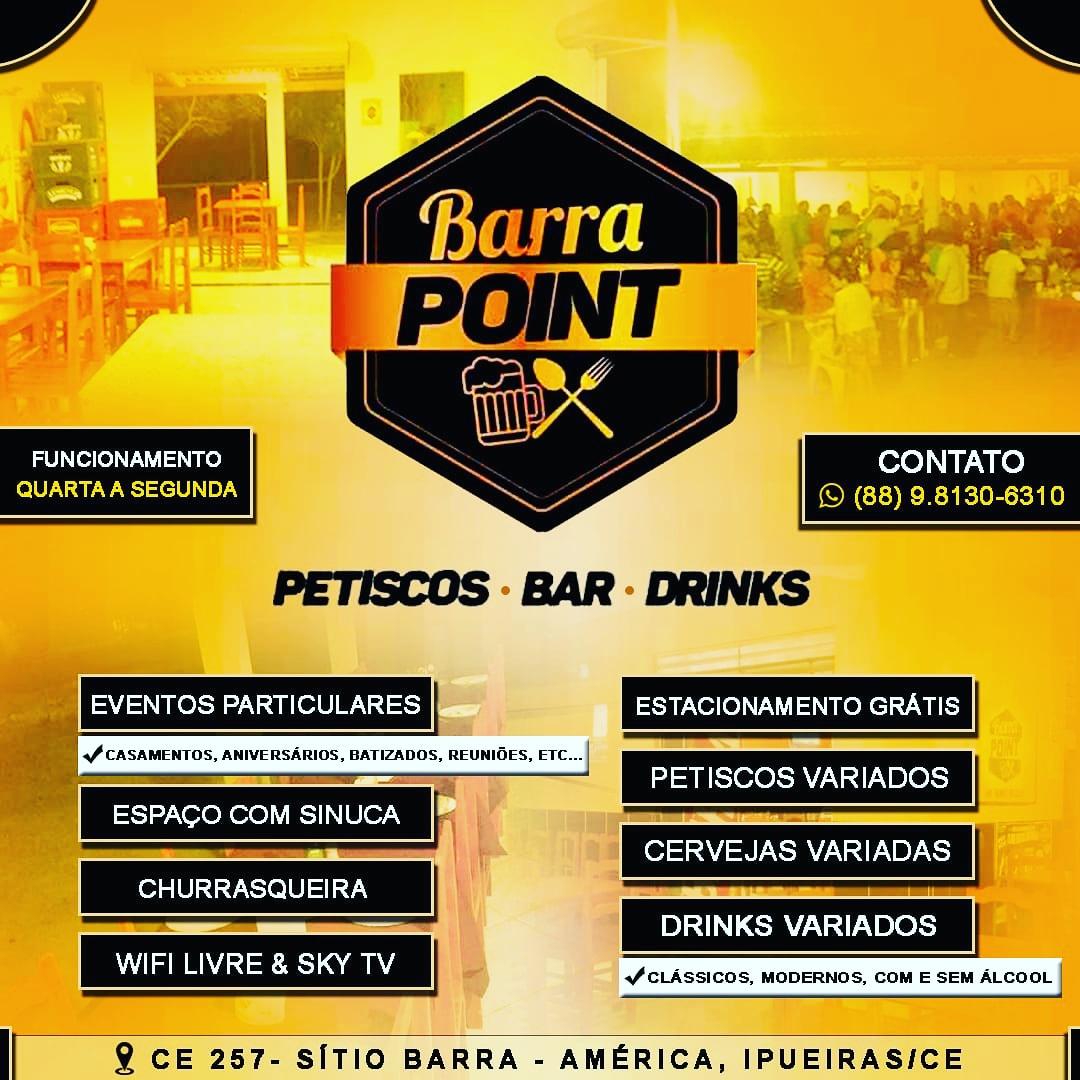 Olá! Somos novatos aqui! #Ceará #diversão #entretenimento #barrapoint #gastromia #boteco #drink's