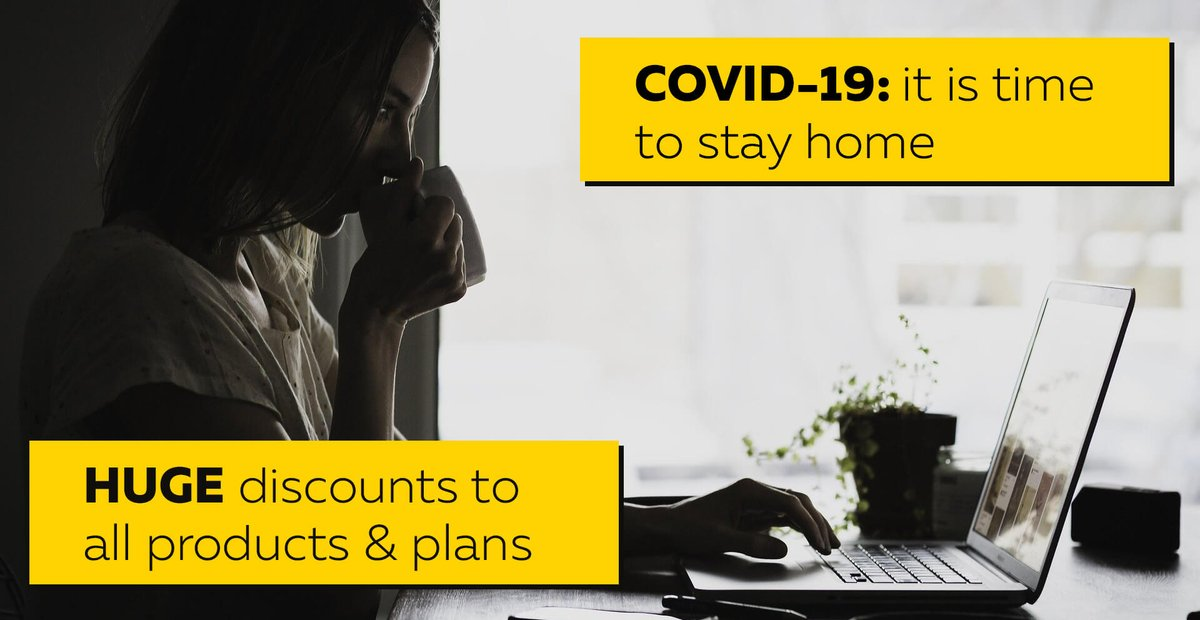 COVID-19: It is Time to Stay Home. Our statement & 40 % OFF on All Products    NorrCompetition  ZOO Apps  Phoca Cart payment plugins  JMB Tree Pro   and other  + Bundle and Dev plans.    http:// tinyurl.com/ud9xhh8       #Joomla #JoomlaExtension #Discount #JoomlaPlugin <br>http://pic.twitter.com/ymw0OKdRhA