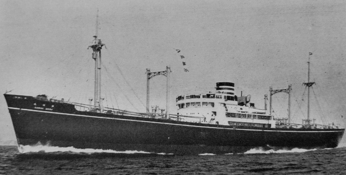 畿内丸型貨物船