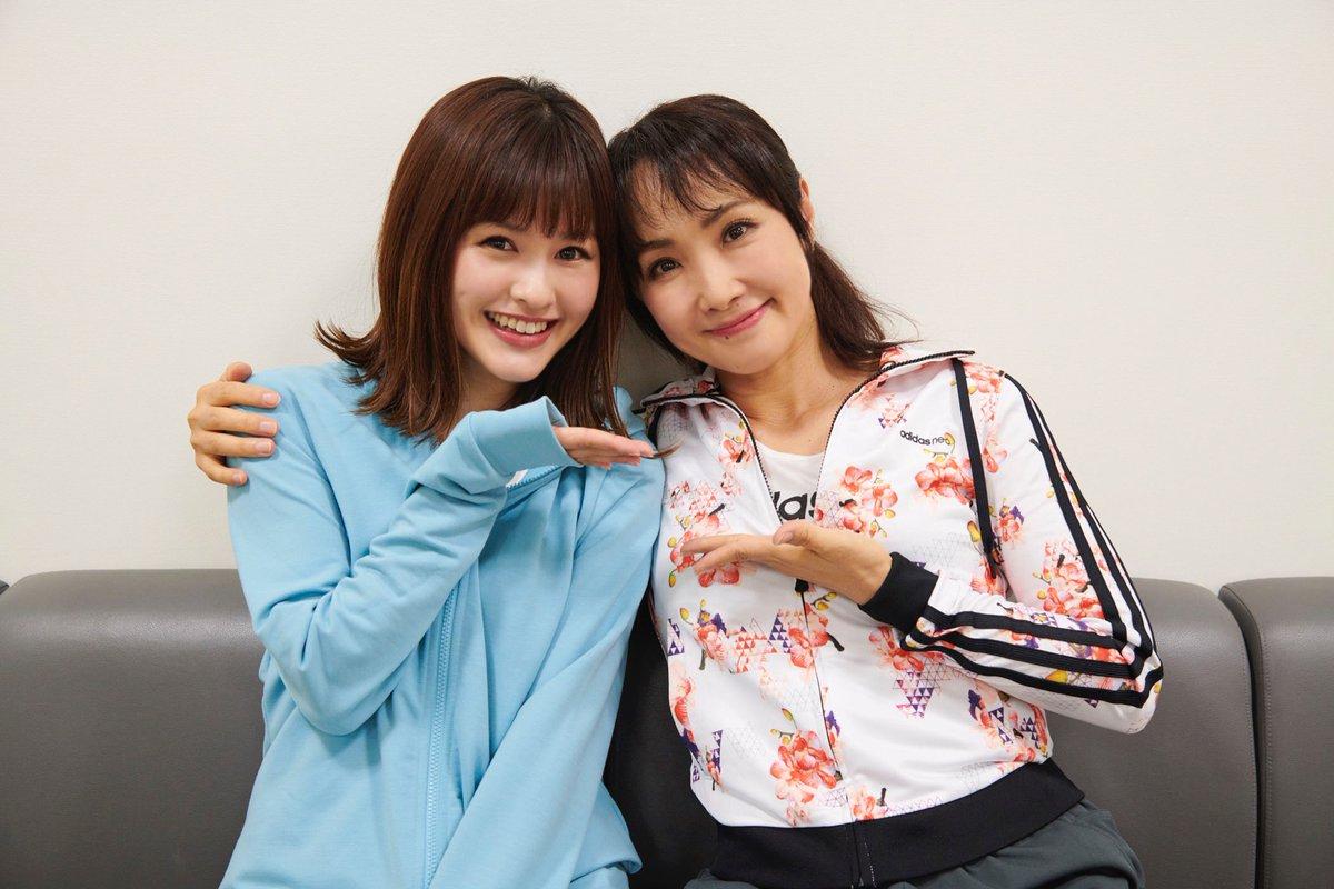 グリブラ オフショット 第36話コントコーナーで共演の 濱田めぐみ さんと 昆夏美 さんのとってもキ