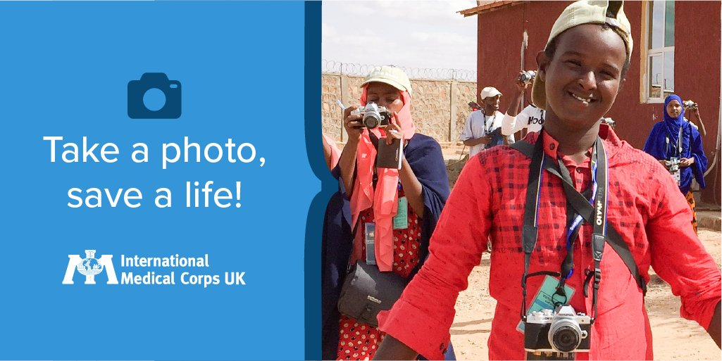 Post a photo to help save lives! Thanks to @JNJNews' @donateaphoto app, you now have an easy way to support our global #COVID19 response and help people around the world. Find out more here: https://t.co/kvn6v1Lt4j https://t.co/b6B0aawoEo