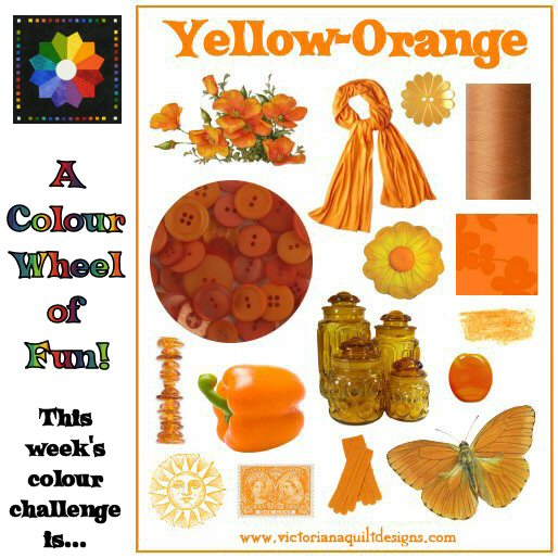 Who wants to play with colour? This is happening on my Facebook page, again this weekend!  #quilting #ColourWheelFunChallenge #YellowOrange #Inspiration #PlayingwithStash #sewingpic.twitter.com/3GsuF85LJf