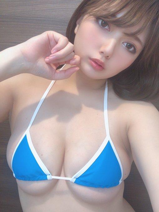 グラビアアイドル泉屋アイナのTwitter自撮りエロ画像23