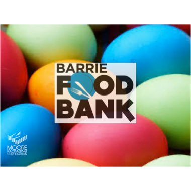 Happy Easter from all of us at Moore Packaging Corp. In lieu of our annual employee Easter food drive, the company has made a cash donation on behalf of all our employees, to the Barrie Food Bank. #givingback #community #theMdiffernce #barriefoodbank #moorepackaging 🐰📦 https://t.co/JVRxkKTpuY