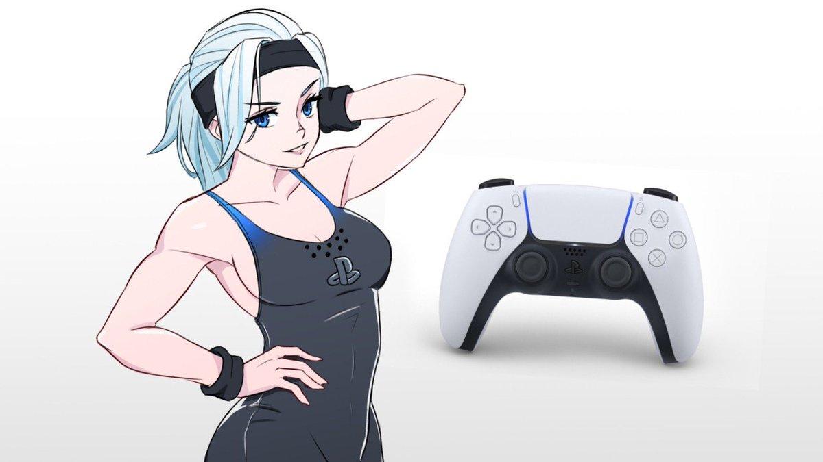 "Push Square on Twitter: ""Random: PS10 s DualSense Has Already Been"