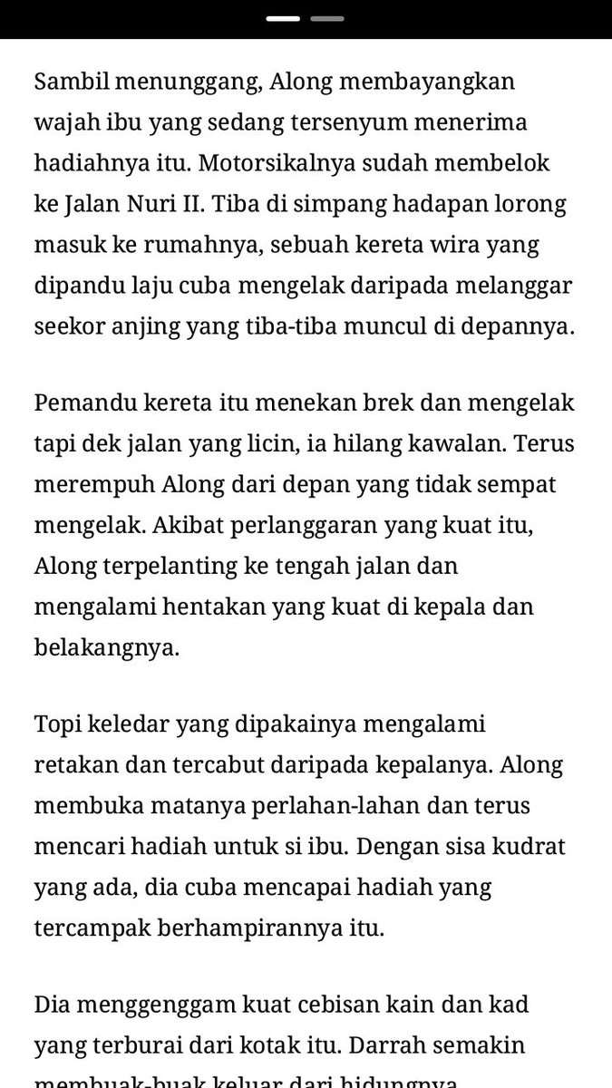 Thread By Nr Rafeah Tak Kisahlah Ni Cerita Baru Ke Lama Ke Betul Ke Rekaan Ke