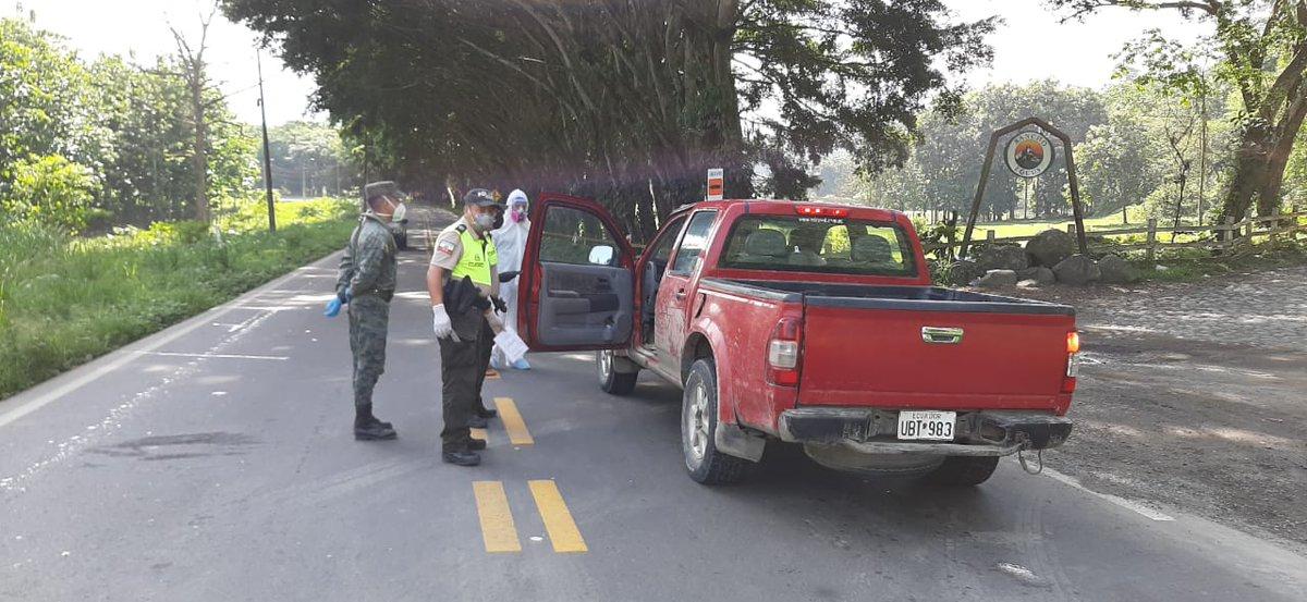 VIDEO: Riobamba Personas sin MASCARILLAS.