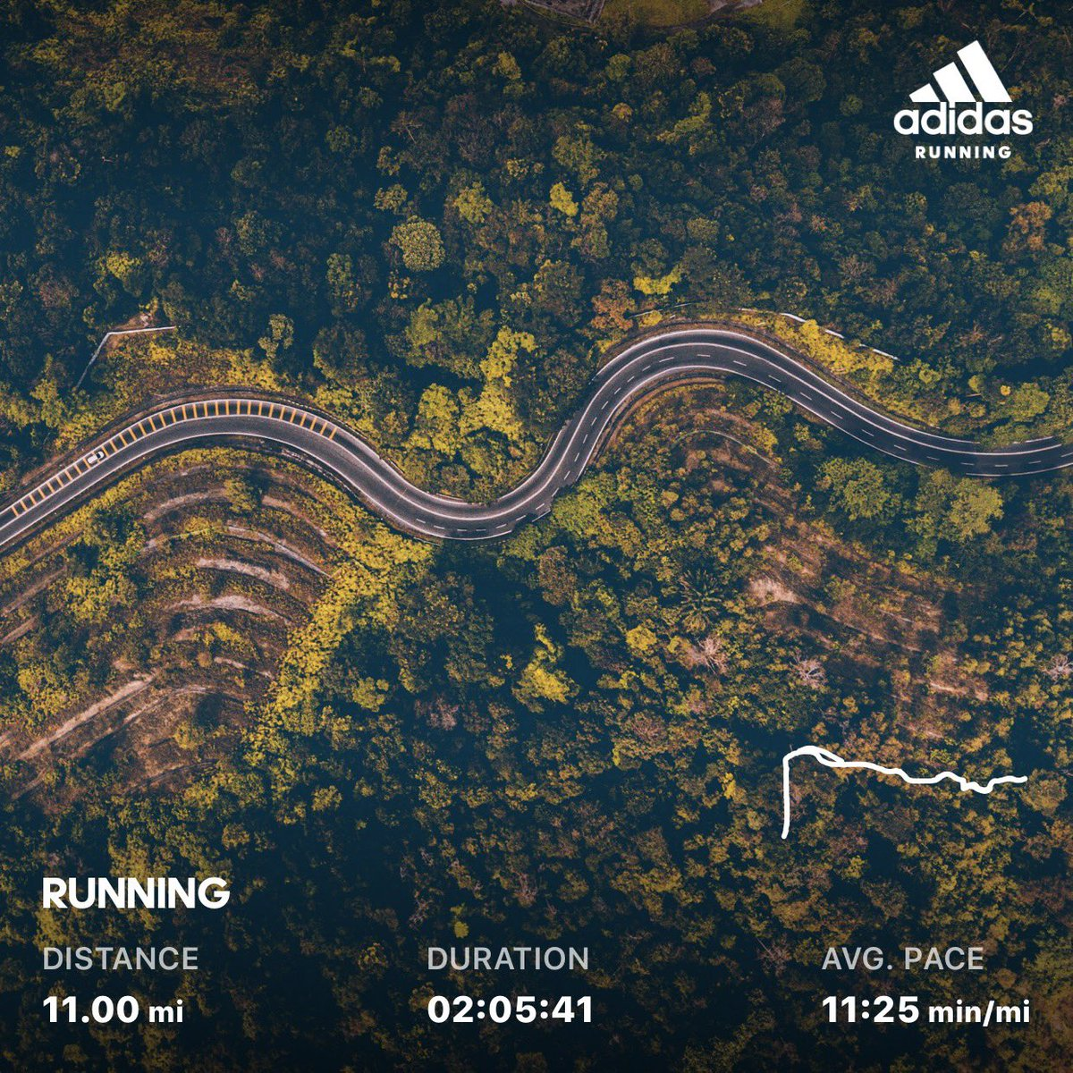 11 Miles Today  #HalfMarathonTraining   @ZoneFitTraining<br>http://pic.twitter.com/IXikRh3x4m