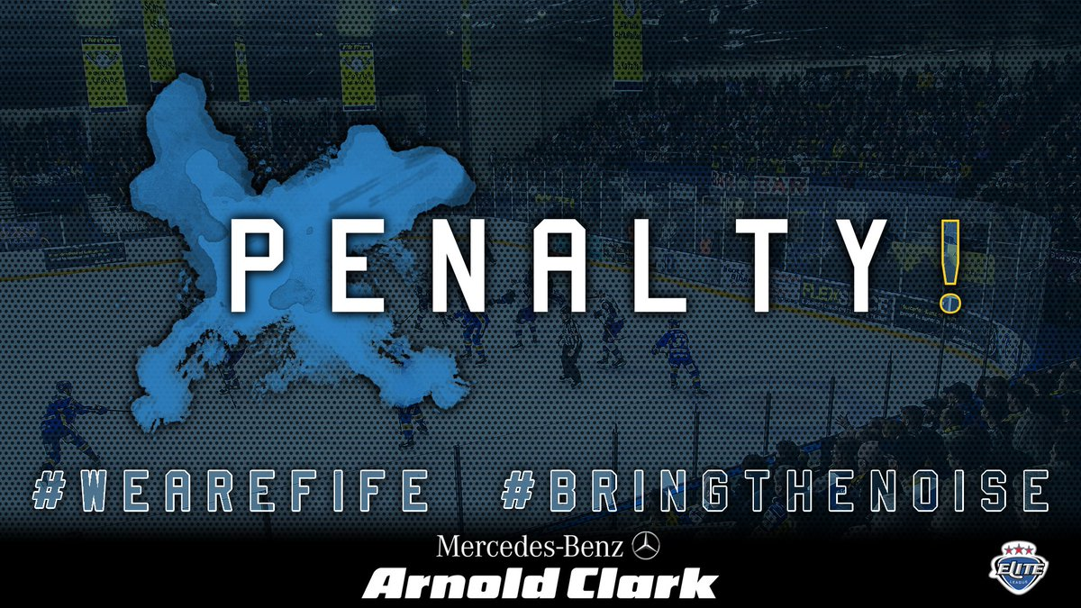 31:41 | Panthers Guptil sits the 2 min Penalty for Abuse of Official the panthers coach received   #WeAreFife #BringTheNoisepic.twitter.com/mOnqjesKkm