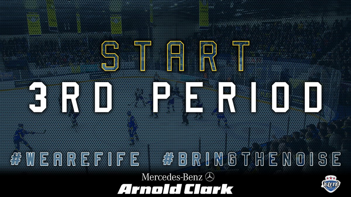 3rd Period is underway way with the Fife Flyers leading 5-1 against @PanthersIHC  #WeAreFife #BringTheNoisepic.twitter.com/863lcvxWCl