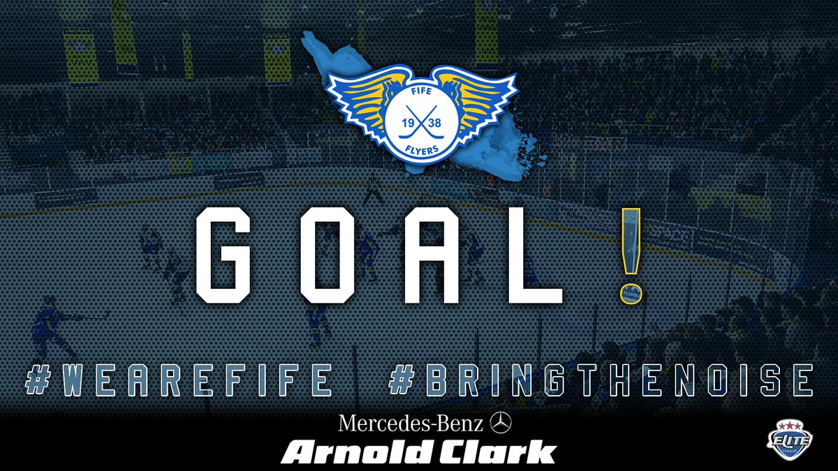 49:39 | Paul Crowder with Flyers 7th Goal of the game. Surely this is the Goal to take Flyers to the top of the EIHL standings?  Assisted by @elcreido18 and Brett Bulmer  Flyers  Panthers #WeAreFife #BringTheNoisepic.twitter.com/MvfQNj79jo