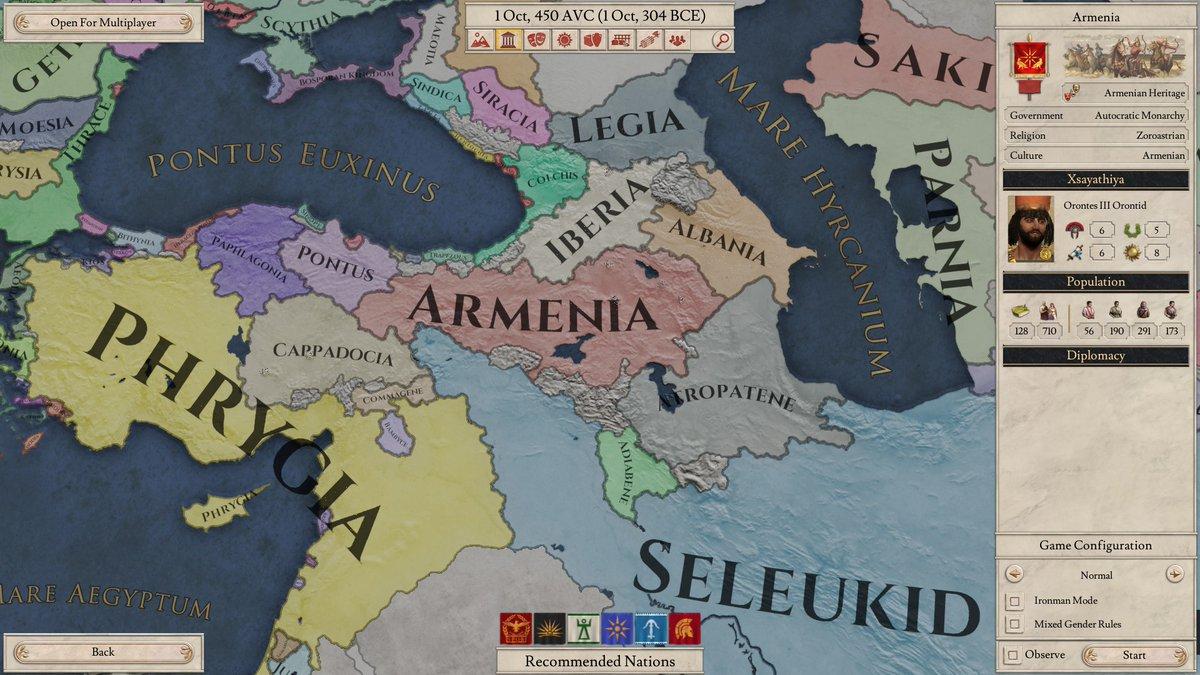 """モグラ on Twitter: """"伝説の薄靄のなかから登場した古代アルメニア王国 ..."""