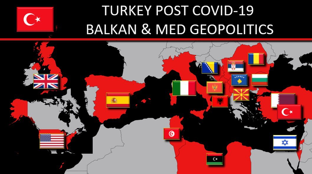 """serkan inci on Twitter: """"Türkiye'nin COVID-19 sırasında yardım ..."""