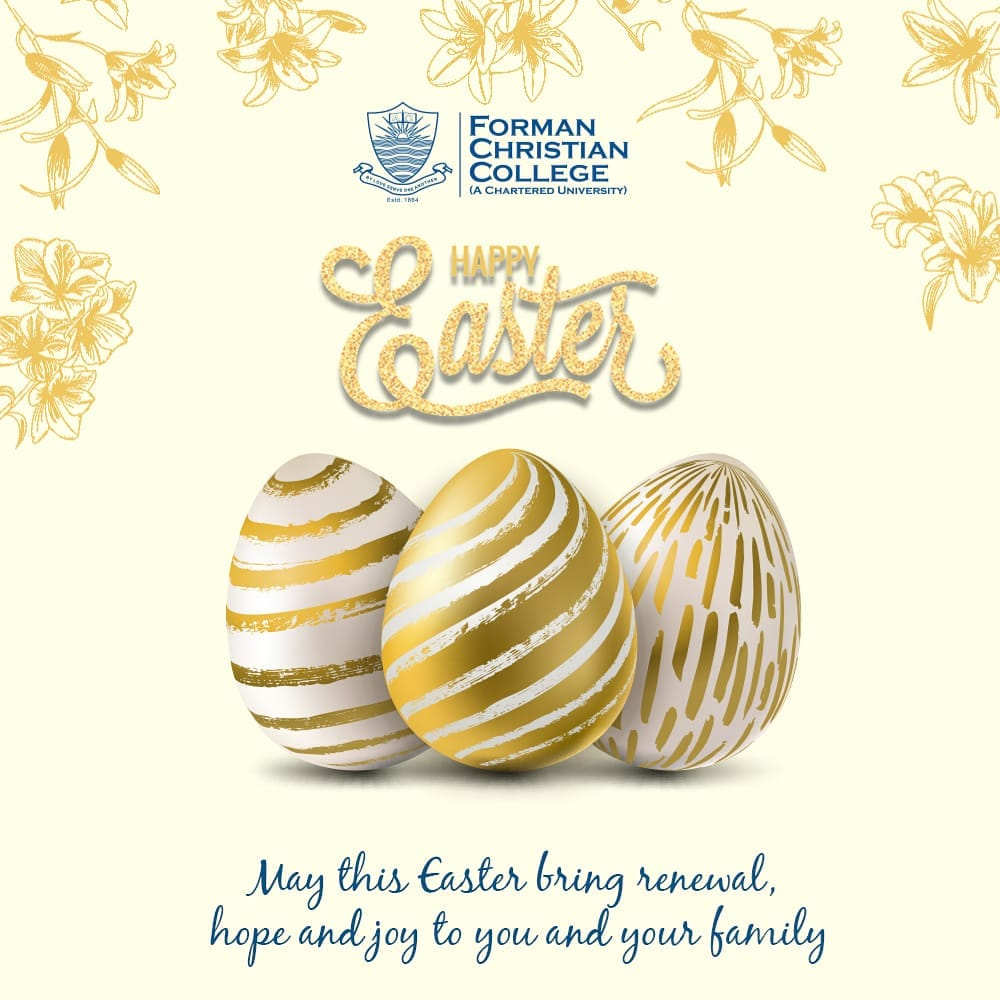 FCCU wishes you all a very Happy Easter :) #Easter2020 #MYFCCU #FCCUSocial https://t.co/pNYkDccyNN