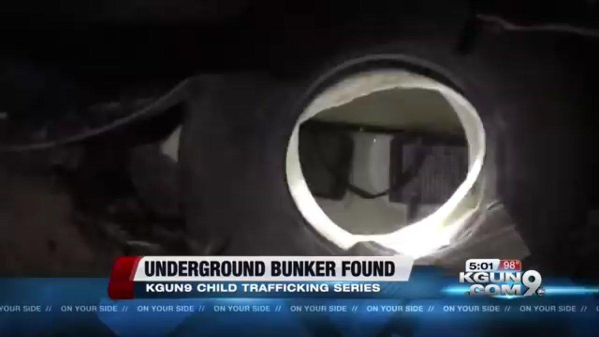 More tunnels found in Tucson..  #SaveTheChildren #QAnon #Adrenochrome #sextrafficking #DrainTheSwamp #MoleChildren   https://t.co/MMqrJYwJ27 https://t.co/6WCh6x2Aah