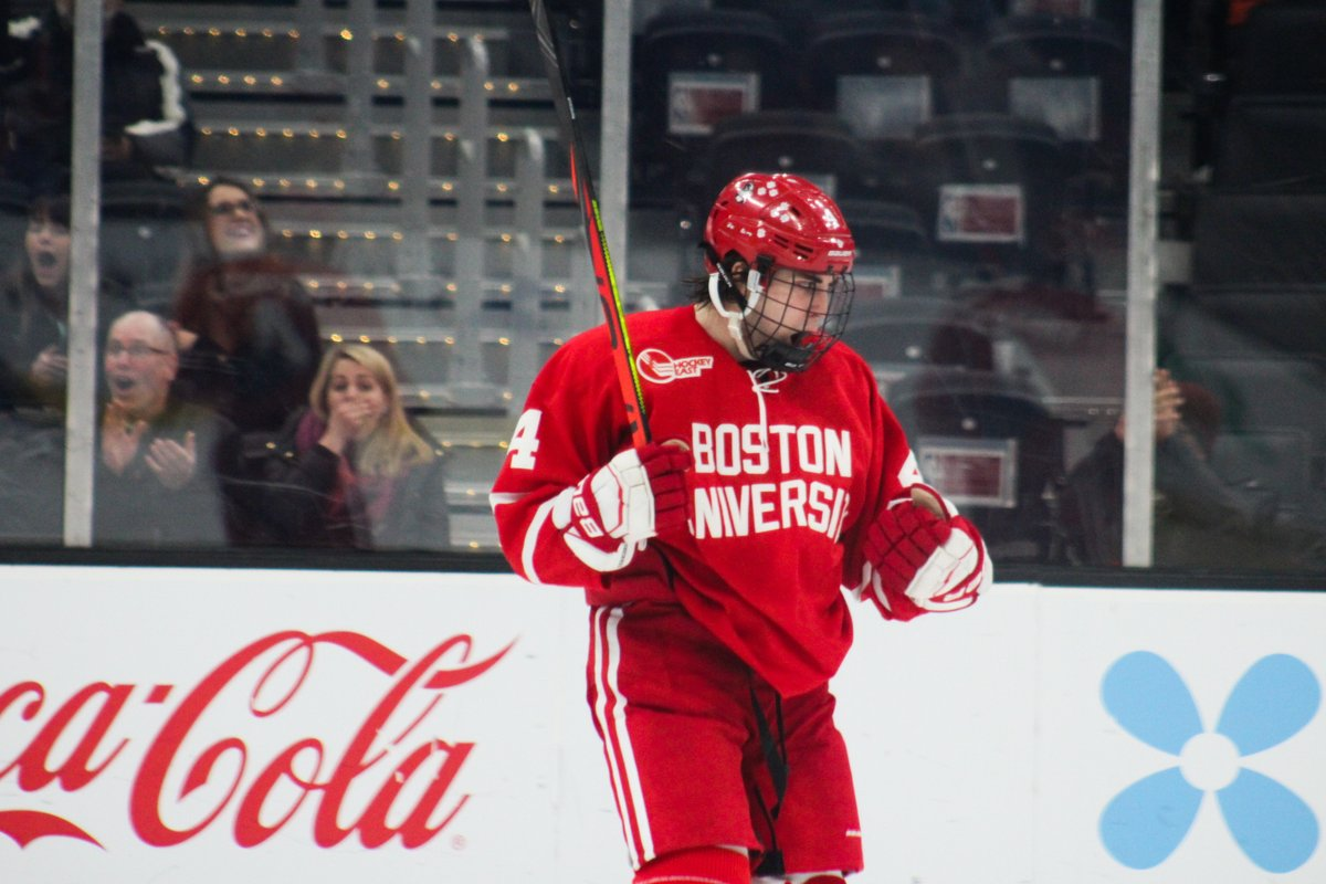As announced minutes ago, Boston Universitys David Farrance has been named a First-Team All-American.