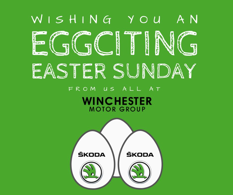 It may not be the Easter we would have wanted but we hope you have an eggcellent time!