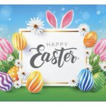 Image for the Tweet beginning: #StaySafe #HappyEaster