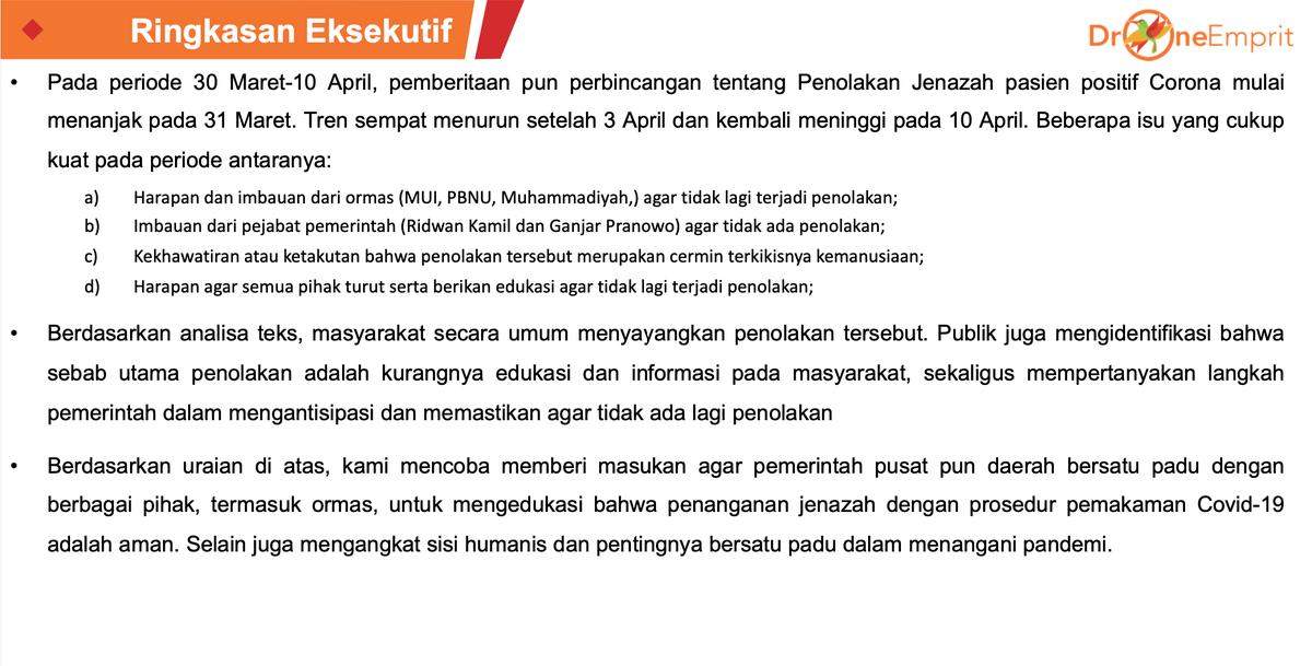 Ismail Fahmi On Twitter Executive Summary Buat Anda Yang Tidak Punya Banyak Waktu Bisa Berhenti Di Halaman Ini Membaca 3 Paragraph Executive Summary Https T Co C5v1xfujyf