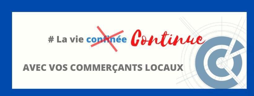 Le confinement remet en question les modes de consommation. Nous redécouvrons la proximité ! Pour soutenir l'ouverture des entreprises et faire le lien avec la population immobilisée, la plateforme https://t.co/h2vQswR55B assure aux clients de trouver les commerces ouverts... https://t.co/UjRUb7lPrP