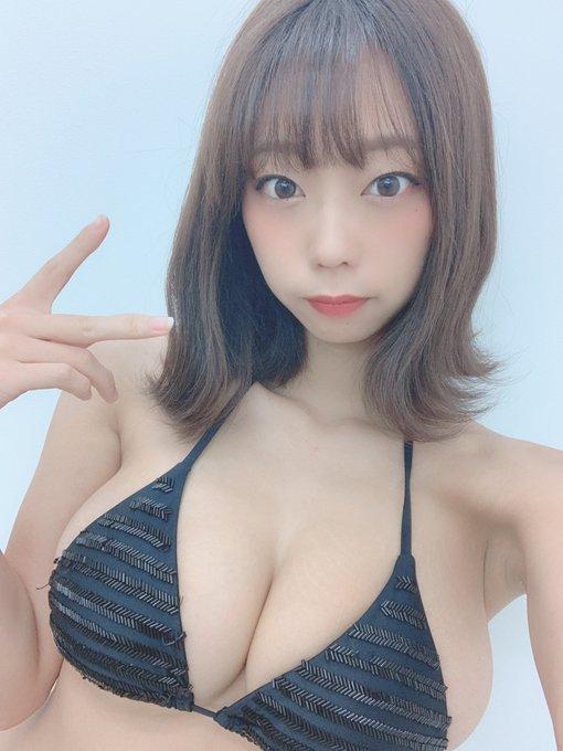 グラビアアイドル青山ひかるのTwitter自撮りエロ画像37