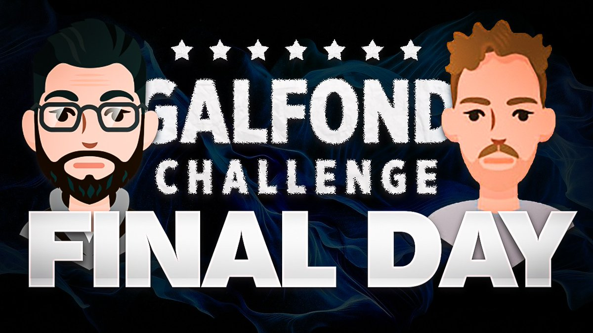 Talking about the @Runitoncepoker #Galfondchallenge Final Day Strategy & implications HERE: youtu.be/gr-8aPxHoJk