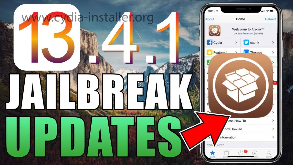 iOS 13.4.1 Cydia Download