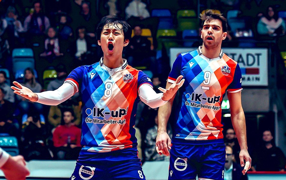 United Volleys @unitedvolleys