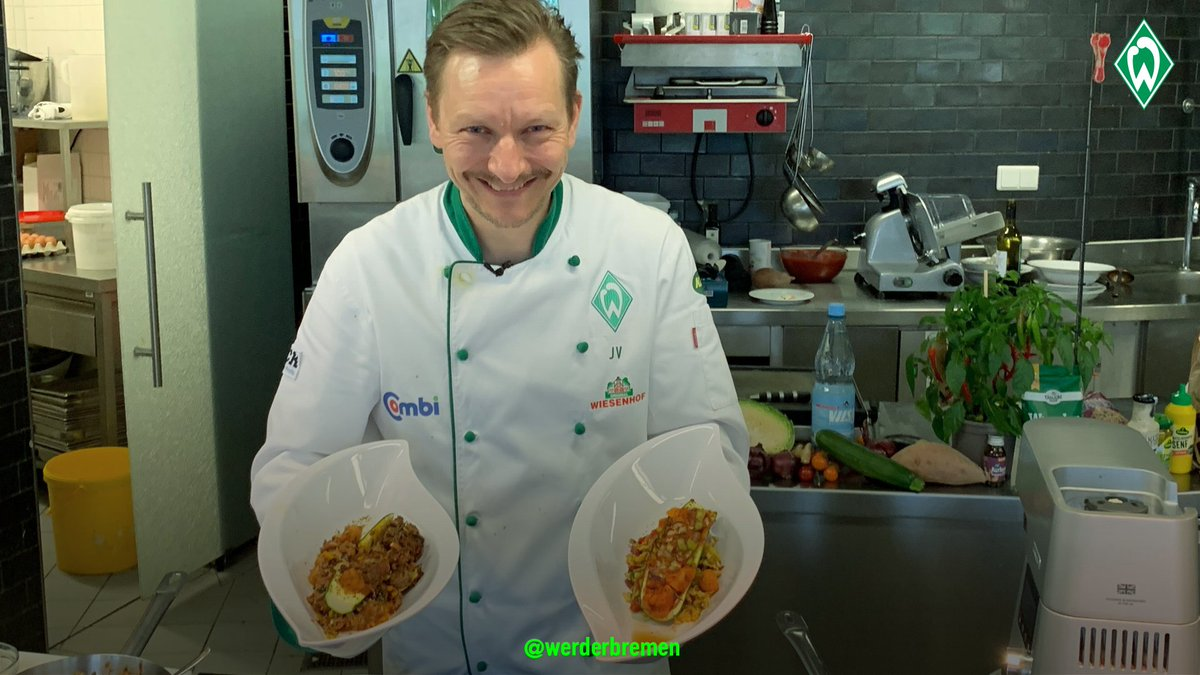 Sv Werder Bremen En On Twitter Over The Next Four Weeks Sv Werder Will Deliver Meals To Homeless Shelters Team Chef Jens Vaassen Will Prepare The Meals For Our Employees To Deliver