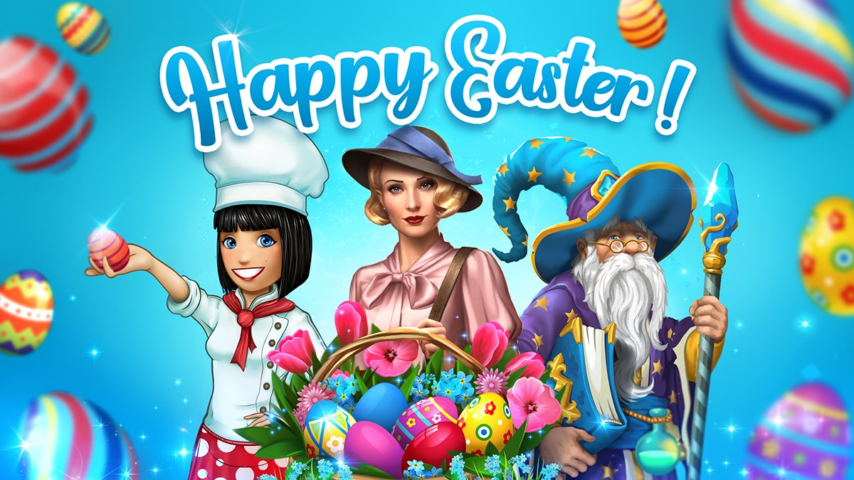 Wishing you a very happy and fun-filled Easter! https://t.co/cElizeaX08