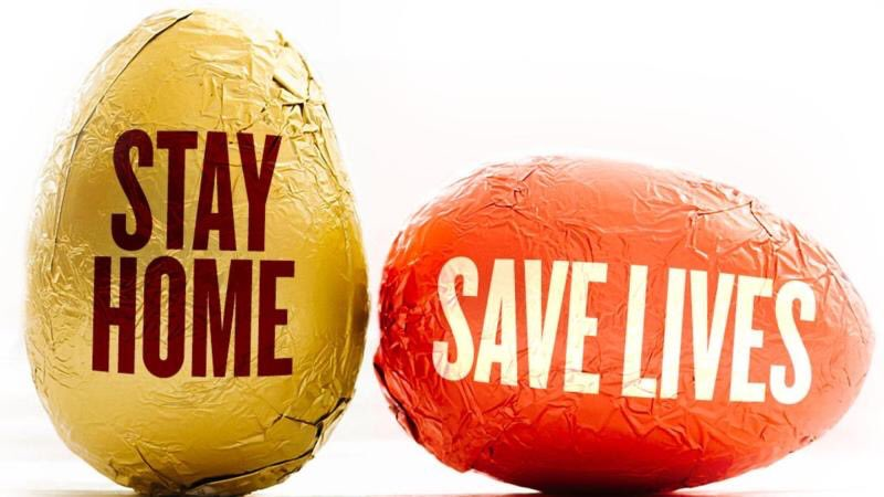 Happy #easter2020  #sundaythoughts - Please remember this is a national emergency; not a national holiday, so #staysafe #staywell and #stayhome - shout out to the #caresector and the #nhs #thankyouall https://t.co/aOrsKHnIC0