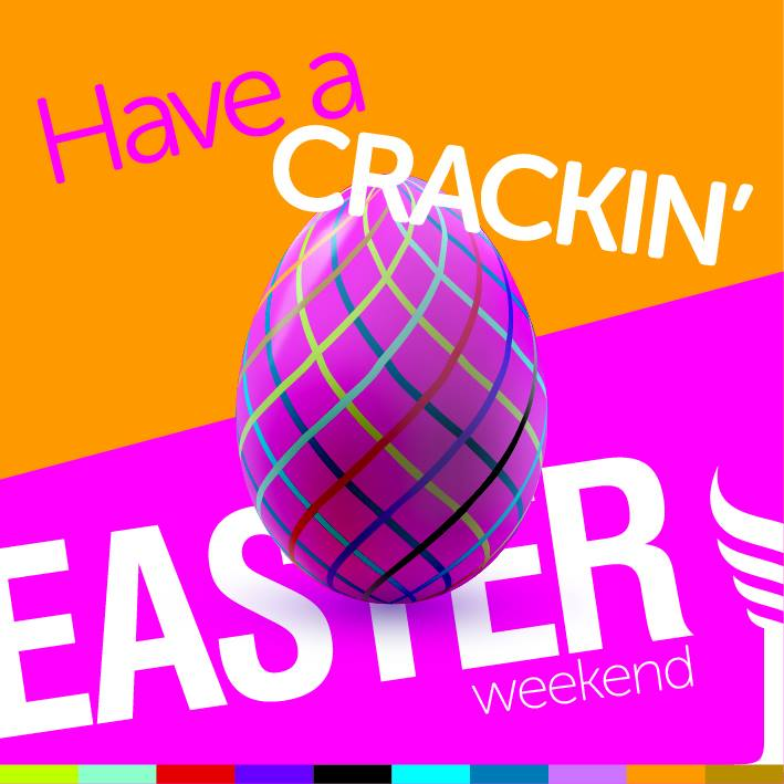 Wishing you all a very Happy Easter from everyone at Champions! #HappyEaster