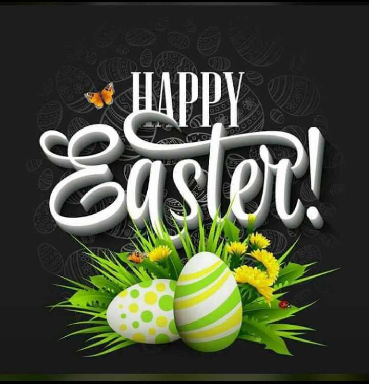 May the Death and Resurrection of Jesus Christ brings us good tidings from God and healing to our land Happy Easter to yall