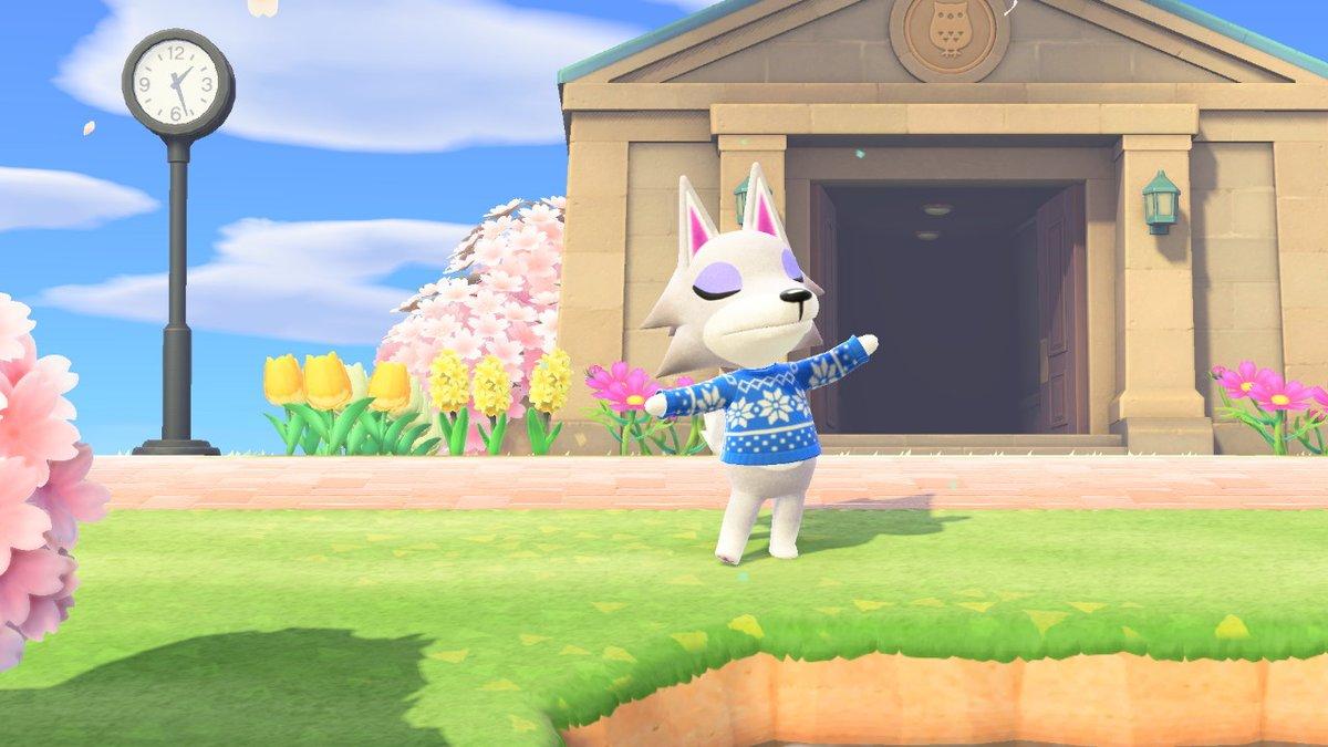 Fang Animal Crossing