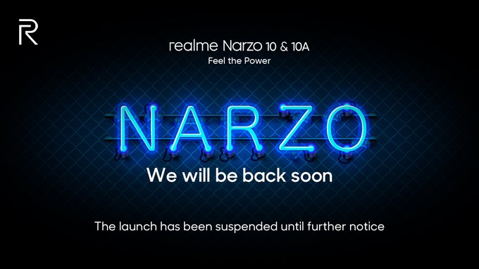 Realme Narzo Series Which schedule to Launch on April 21 has Postpone again Confirms Realme Officials : Daily Tech News #103