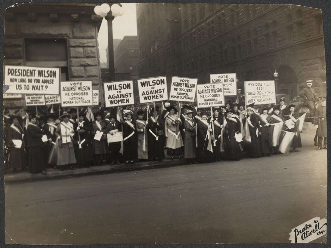 2020 marks the 100 year anniversary of women winning victory in their long fight for voting rights.  #WeAreTheRevolution that marches on to demand #JusticeForTara. <br>http://pic.twitter.com/t2BOLLw27x