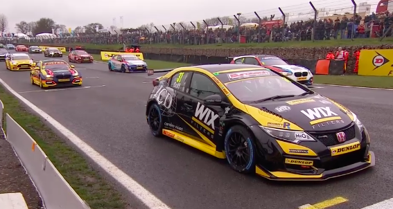 BTCC: So the @Brands_Hatch race you voted at number 1 is from 2018 - watch it now at https://t.co/3botVfEo7P #BTCC https://t.co/4YWze0Umri