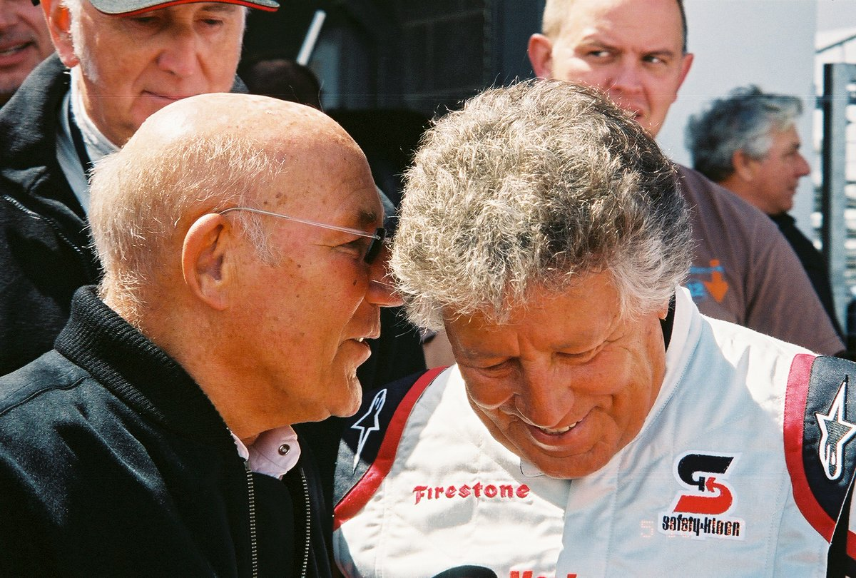 Wonderful Sir Stirling Moss.  RIP https://t.co/c3gio1L8gC