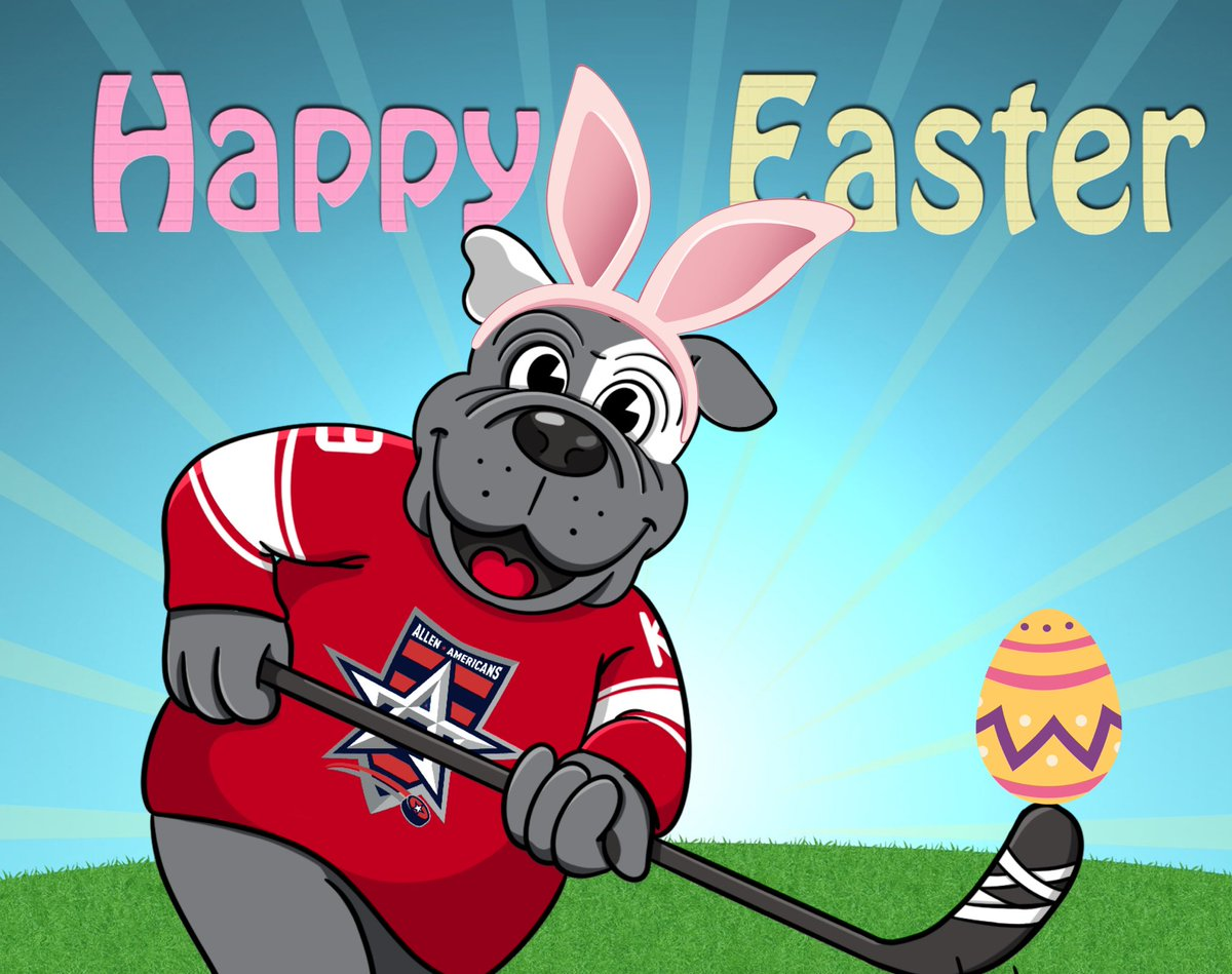 Happy Easter 🐣! Have a blessed day!