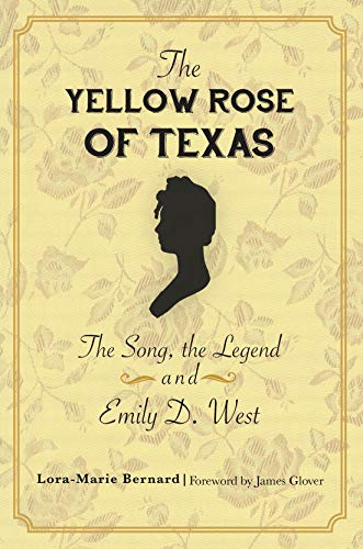 The Yellow Rose of Texas  This new book examines the history of the legend.  Get it here: