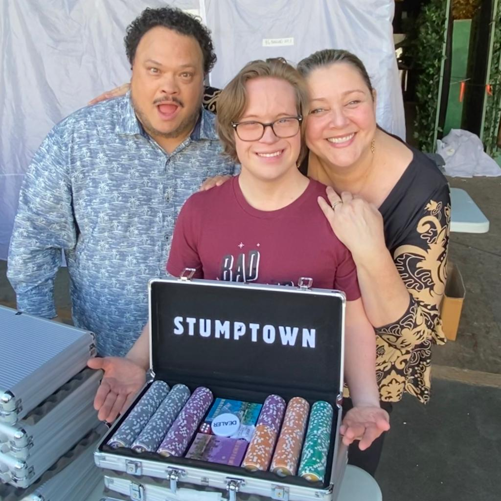 So much love for our #Stumptown family. 😍