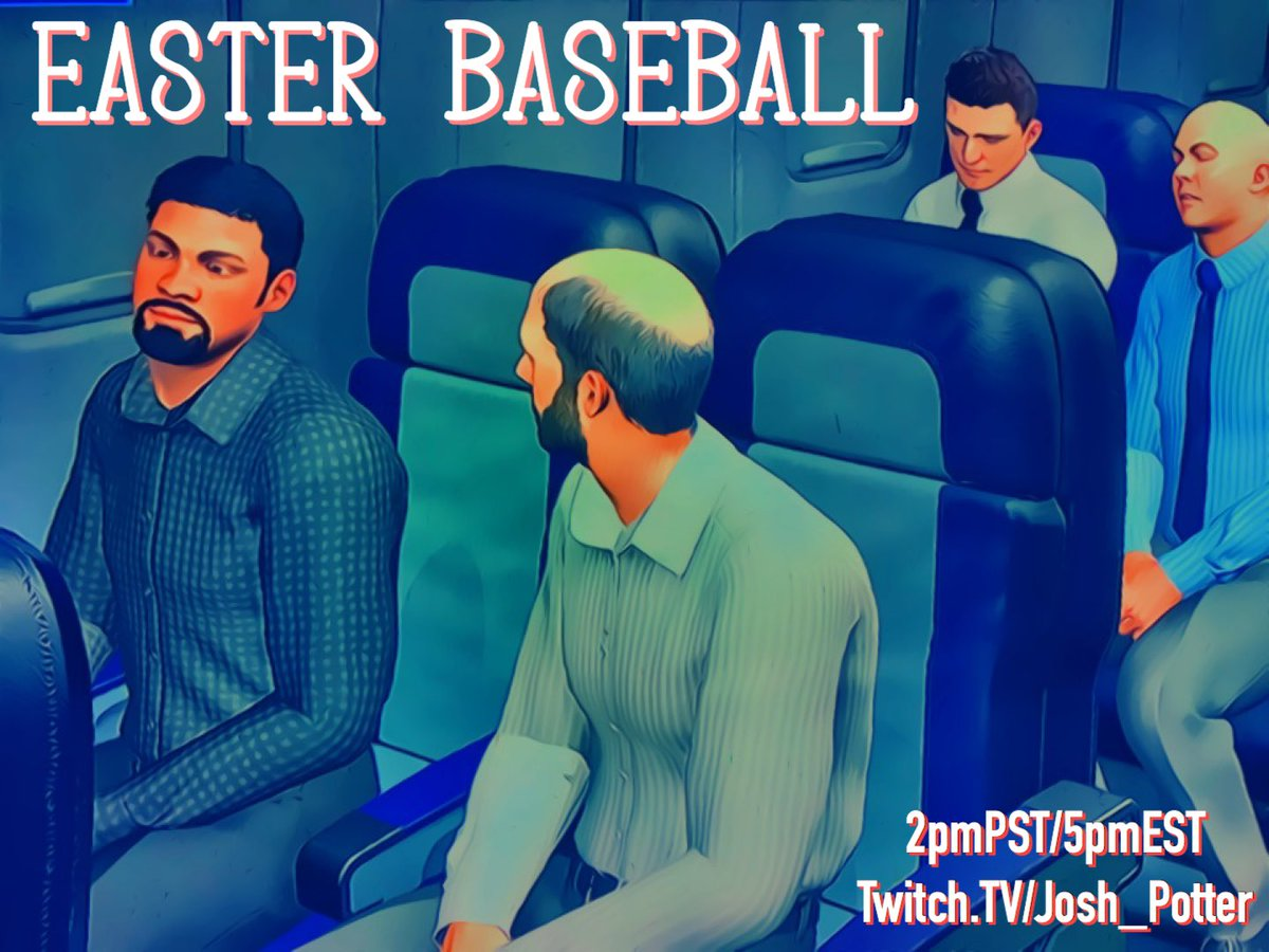 Josh Potter On Twitter Easter Baseball Live Now Https T Co Lc90zvjhaq Big Road Series To Start The Stream Самые новые твиты от josh potter (@thejoshpotter): twitter
