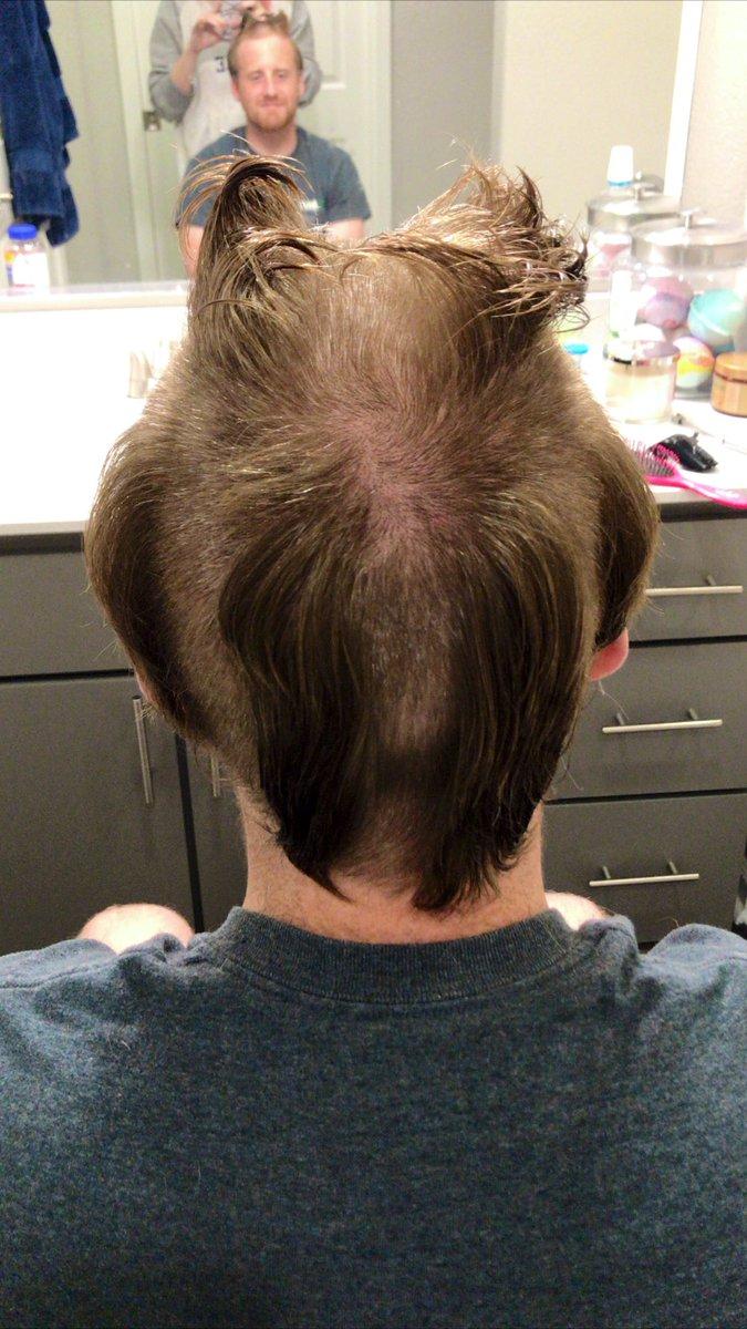"""Emma Wager on Twitter: """"Boyfriend: """"Hey my hair has gotten super"""