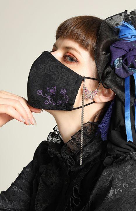 デコレーション マスク