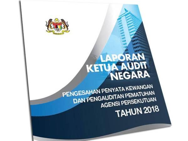 Ketua Audit Negara 2018